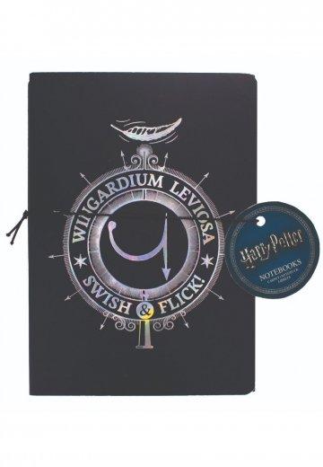Harry Potter - Wingardium Leviosa - Notebook