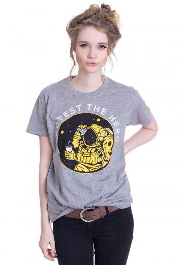 Protest The Hero - Astro Pizza Sportsgrey - T-Shirt
