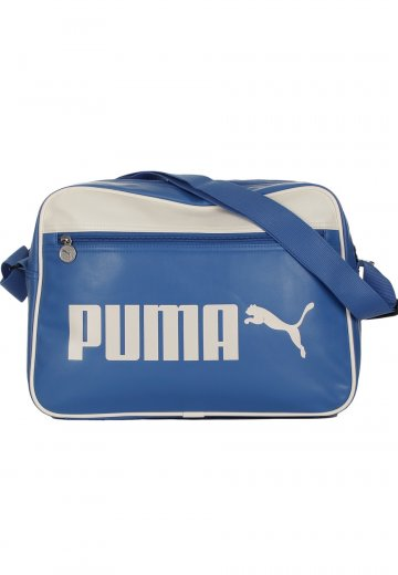 e71313897e Puma - Campus Reporter Palace Blue Whisper White - Laukku ...