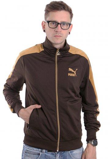048534ea8a7f Puma - Heroes T7 Black Coffee - Track Jacket - Impericon.com Worldwide