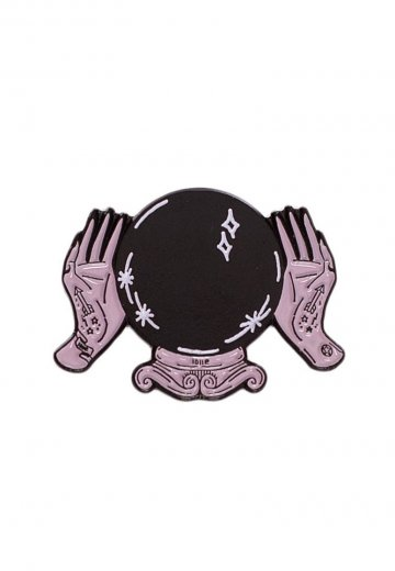 Punky Pins - Fortune Ball Enamel - Pin