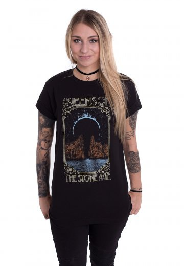 stoneage the shirt q t of Queens sperm