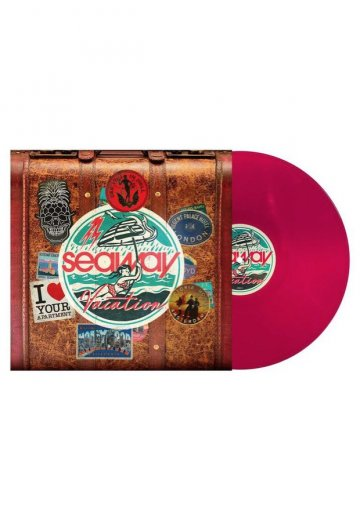 Seaway - Vacation Hot Pink - Colored LP