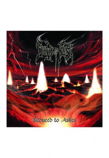Deeds Of Flesh - Reduced To Ashes - CD