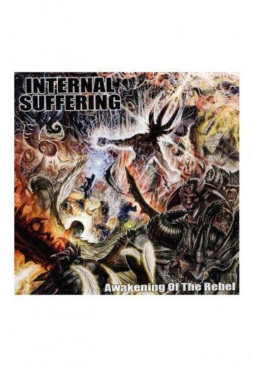 Internal Suffering - Awakening Of The Rebel - CD