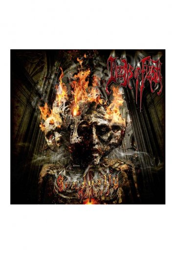 Deeds Of Flesh - Gradually Melted - CD