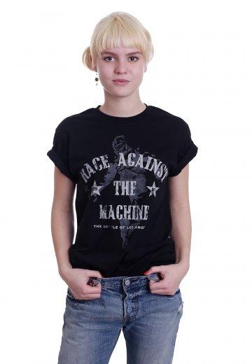 Rage Against The Machine - Battle - T-Shirt