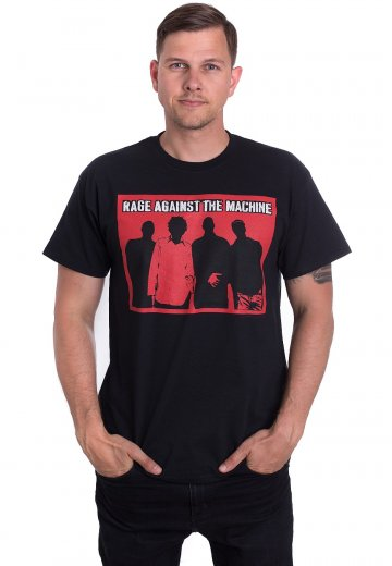 Rage Against The Machine - Faceless - T-Shirt