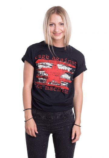 555648f220e Rage Against The Machine - Newspaper Star - T-Shirt - Official Crossover  Merchandise Shop - Impericon.com AU