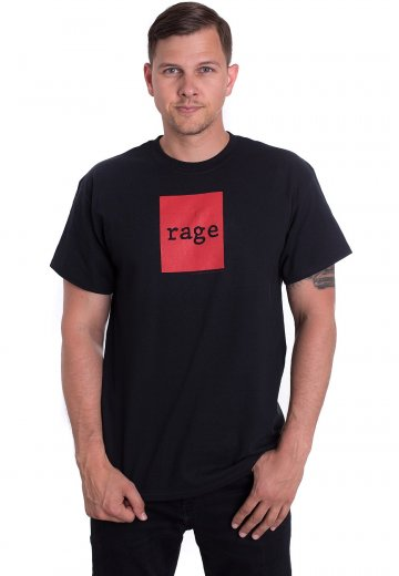 Rage Against The Machine - Red Square - T-Shirt
