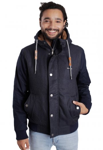 Ragwear - Eagle Navy - Jacket