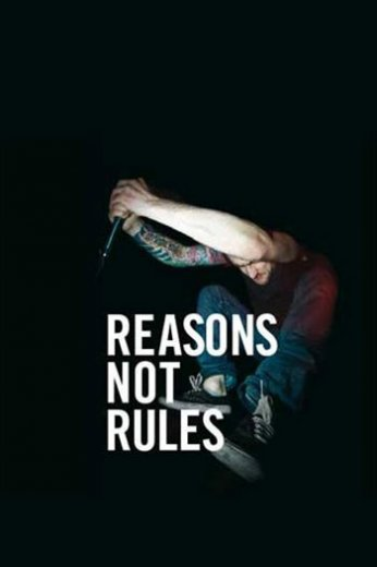 Reasons Not Rules - Photo Book