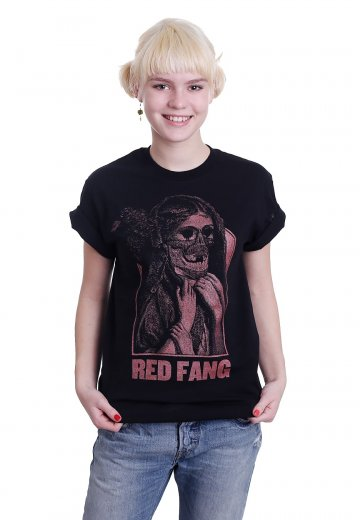 Red Fang - Crow Lady - T-Shirt