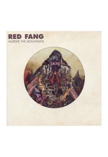 Red Fang - Murder The Mountains - CD