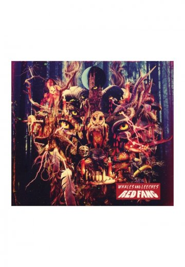 Red Fang - Whales And Leeches - CD
