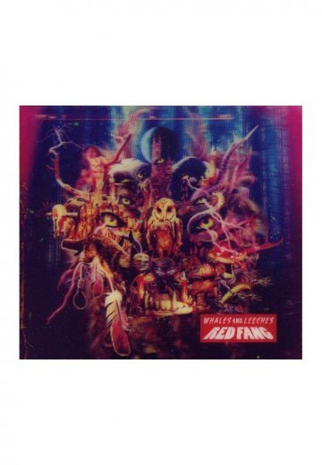 Red Fang - Whales And Leeches (Ltd. Deluxe Edition) - CD