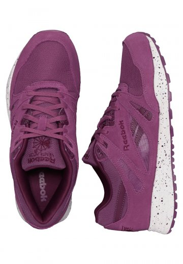 sports shoes 8be23 2a9b1 Reebok - Ventilator Speckles & Ice Legendary Plum/Celestial Orchid/White -  Girl Shoes