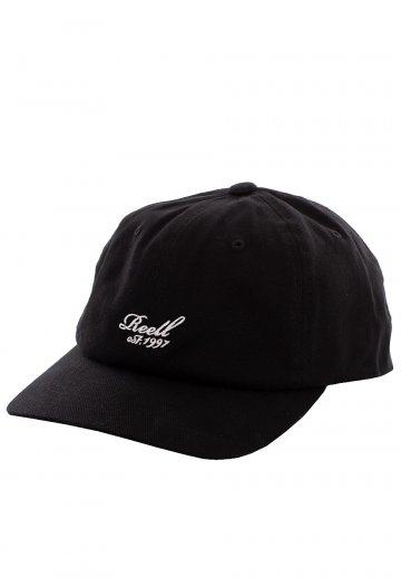 REELL - Script Black - Cap