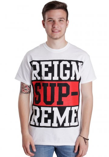 4835a34baadf Reign Supreme - Sticker White - T-Shirt - Impericon.com AU
