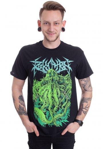 Revocation - New Cthulhu - T-Shirt