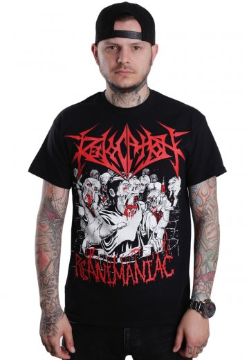 Revocation - Re-Animaniac - T-Shirt