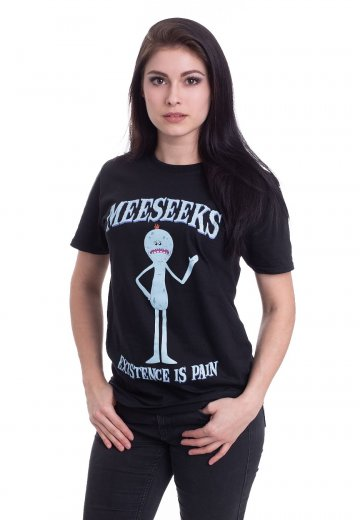 Rick And Morty - Meeseeks Pain - T-Shirt