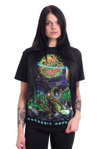 Rings Of Saturn - Embryonic Anomaly - T-Shirt