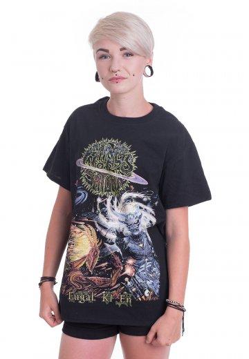 Rings Of Saturn - Lugal Ki En - T-Shirt
