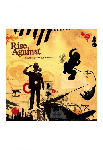 Rise Against - Appeal To Reason - CD