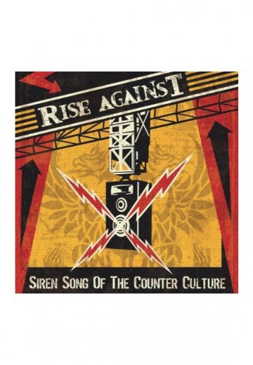Rise Against - Siren Song Of The Counter-Culture - CD