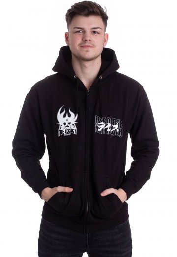 Rise Of The Northstar - Clan - Zipper