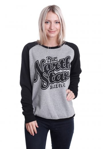 Rise Of The Northstar - Rookies Sportsgrey/Black - Sweater