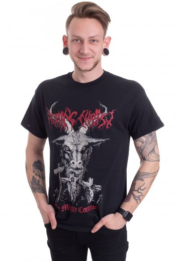 Rotting Christ - Thy Mighty Contract - T-Shirt