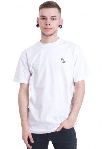 Santa Cruz - Ghost Lady White - T-Shirt