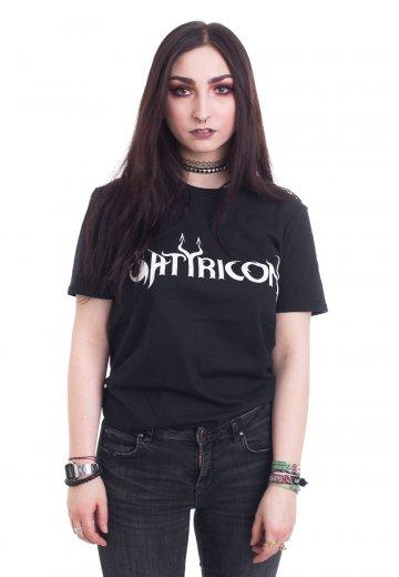 Satyricon - Logo - T-Shirt