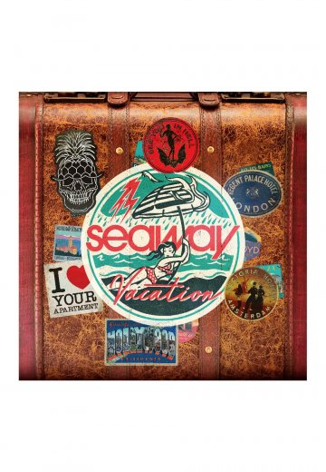 Seaway - Vacation - CD