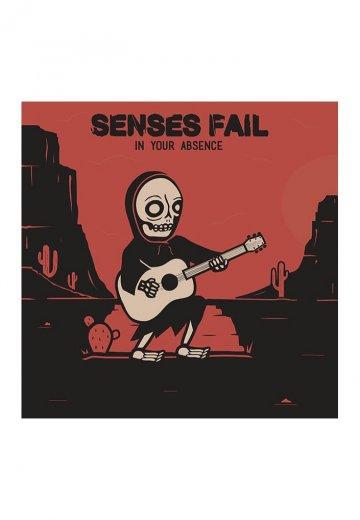 Senses Fail - In Your Absence EP - CD