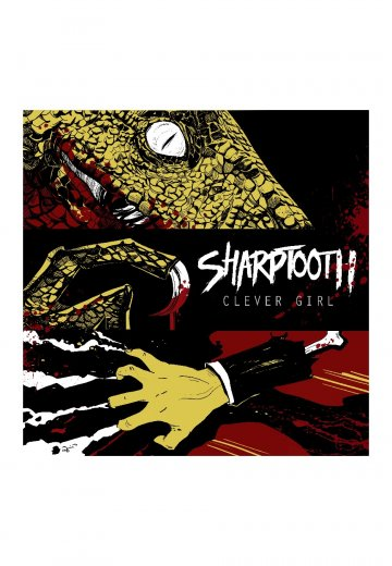 Sharptooth - Clever Girl - CD