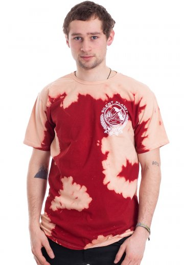 Silent Planet - Northern Fires Tie Dye - T-Shirt