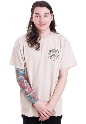 Silent Planet - Rose Sand - T-Shirt