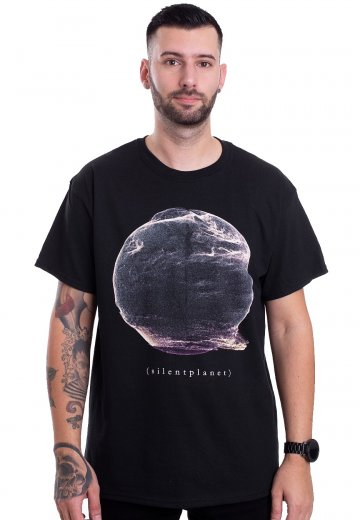 Silent Planet - When The End Began Cover - T-Shirt