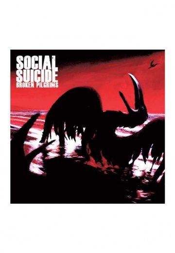 Social Suicide - Broken Pilgrims - CD