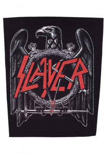 Slayer - Black Eagle - Backpatch
