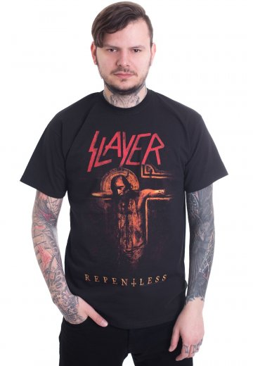 Slayer - Crucifix - T-Shirt