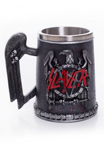 Slayer - Eagle Logo - Beer Mug