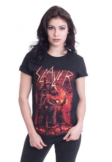Slayer - Goat Skull - T-Shirt