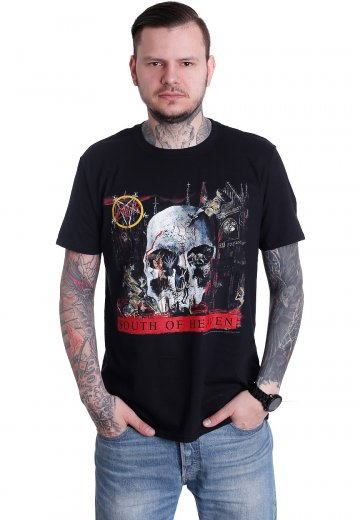 f0c310280 Slayer - South Of Heaven - T-Shirt - Official Thrash Metal Merchandise Shop  - Impericon.com UK