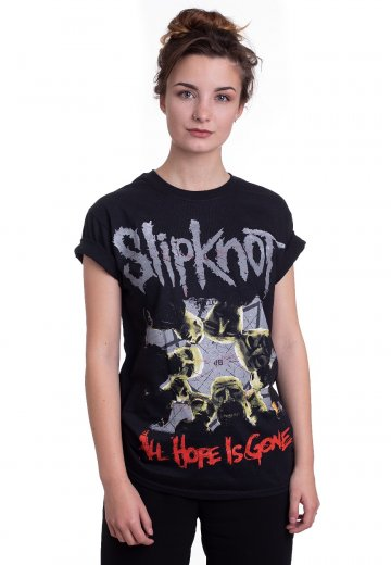 Slipknot - AHIG 10 Years Stone Masks - T-Shirt