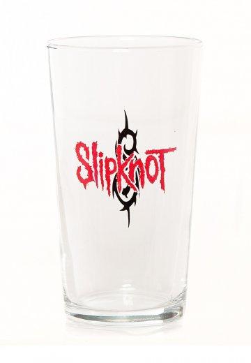 Slipknot - Logo - Beer Glass
