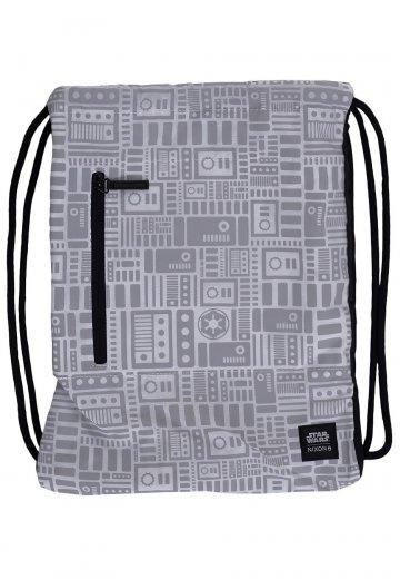 Nixon x Star Wars Everyday SW Stormtrooper White Drawstring Backpack